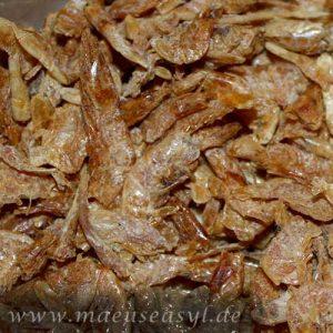 Eiweißfutter für Mäuse Proteinsnack Garnelen